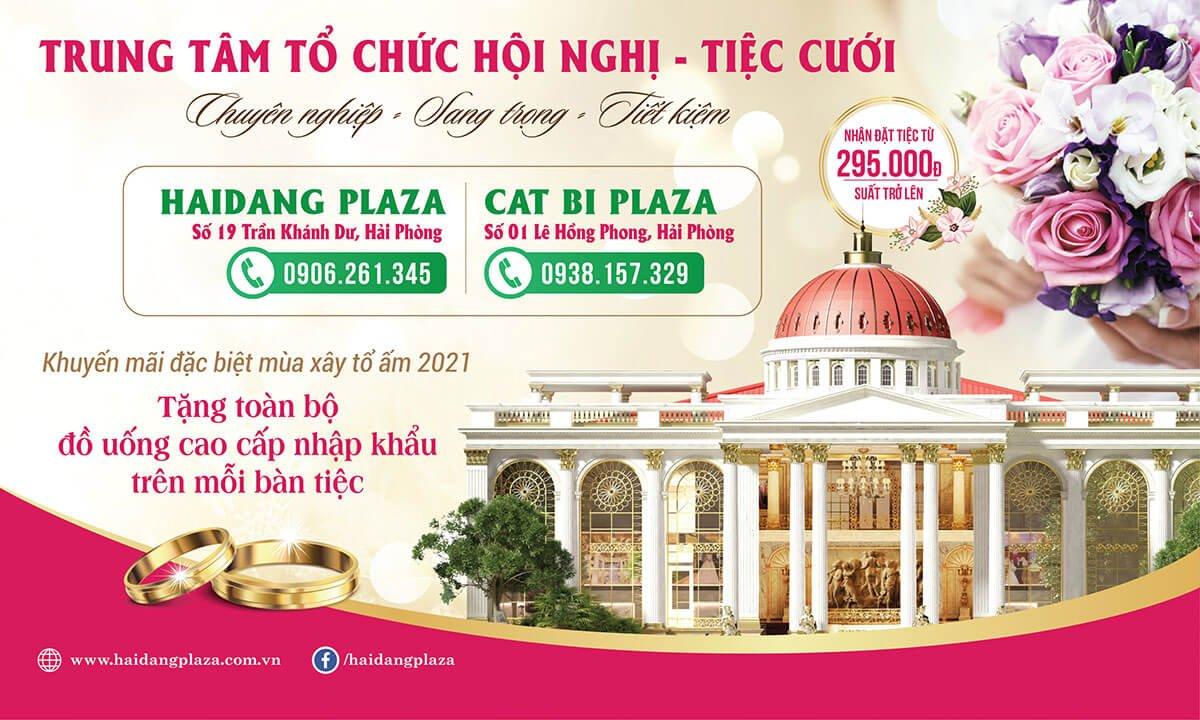 Tiệc cưới Haidang 2021