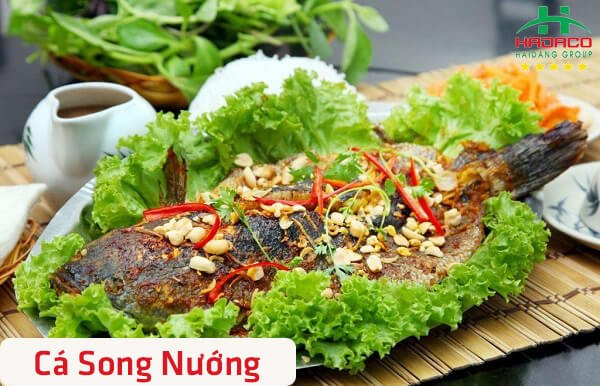 ca song nuong