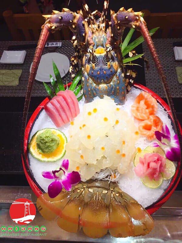 sashimi tom hum
