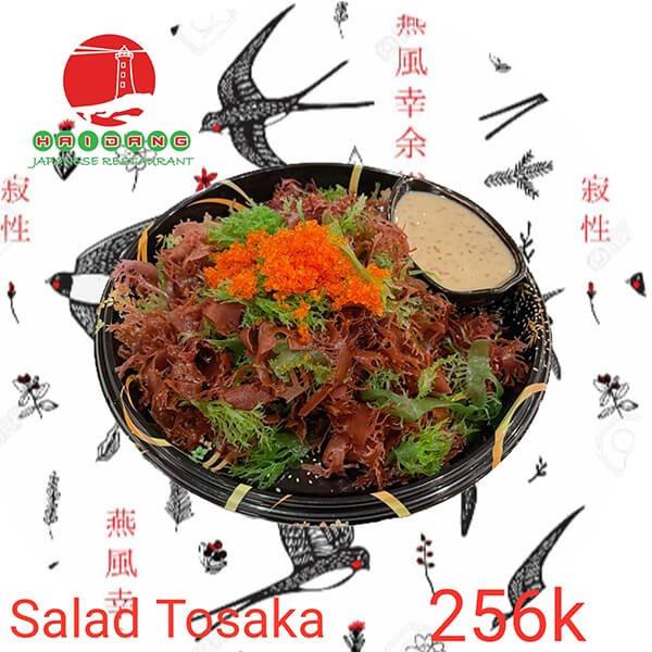 salad tosaka